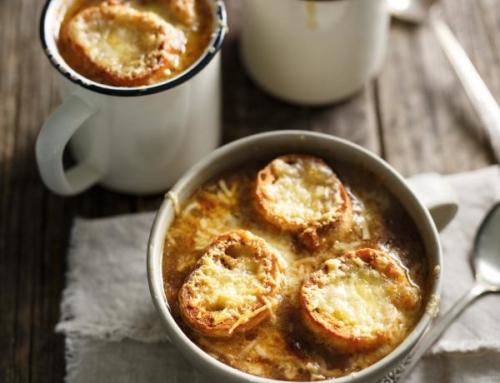 Soupe à l'oignon (la meilleure) | Ricardo